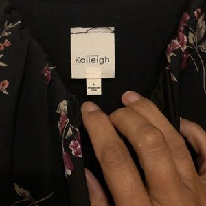 Kaileigh silky jumpsuit